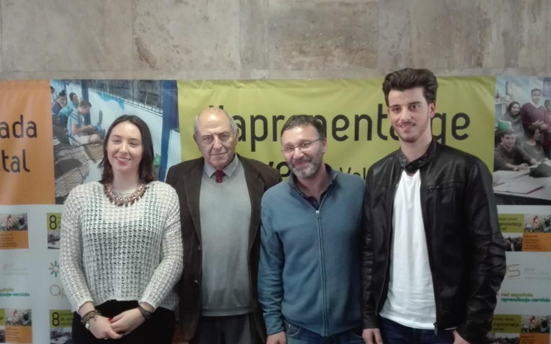 El projecte Joves pel Barri, guardonat amb un Premi d'APS